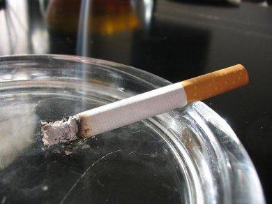Борьба новыми мерами против курения