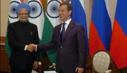Договор между Россией и Индией