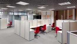 Офисные перегородки как основа организации пространства
