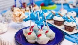 Капкейки для Вашего праздничного стола!